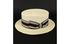 Boater hat the great Gatsby