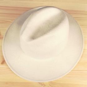 Fedora white