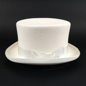 Top hat white